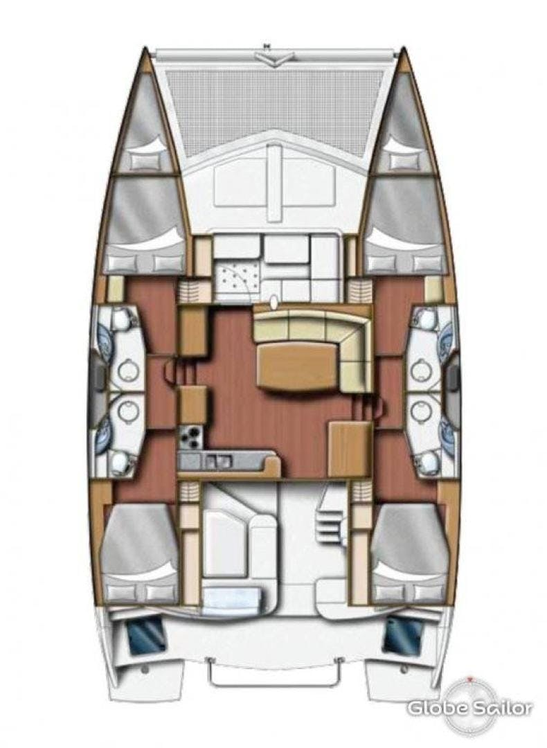 2012 Leopard 44' 44 Jing Bao | Picture 8 of 30