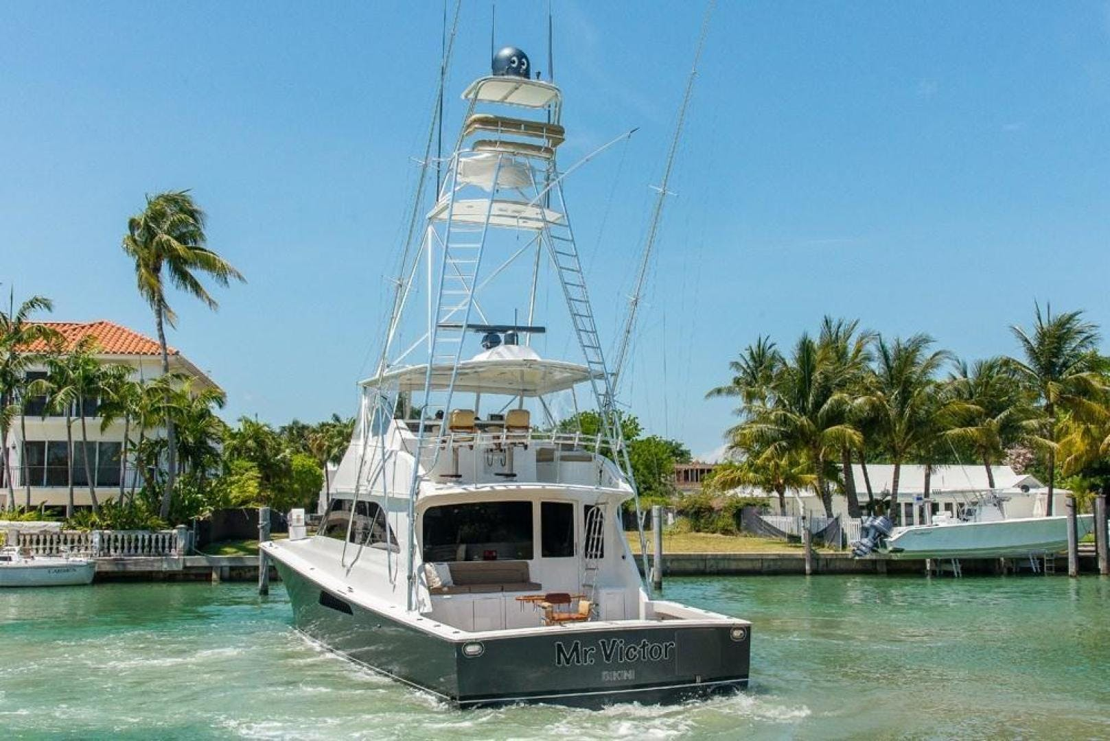 2003 Viking 61' 61  | Picture 1 of 85