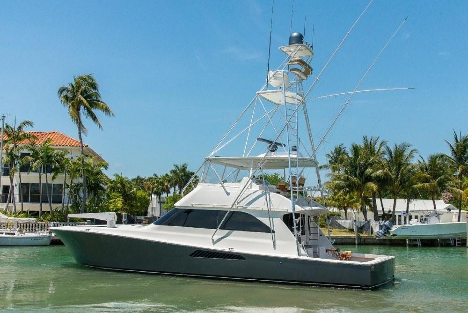 2003 Viking 61' 61  | Picture 4 of 85